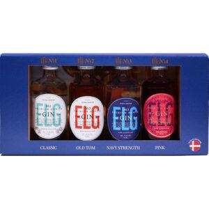 ELG Gin miniaturer GW