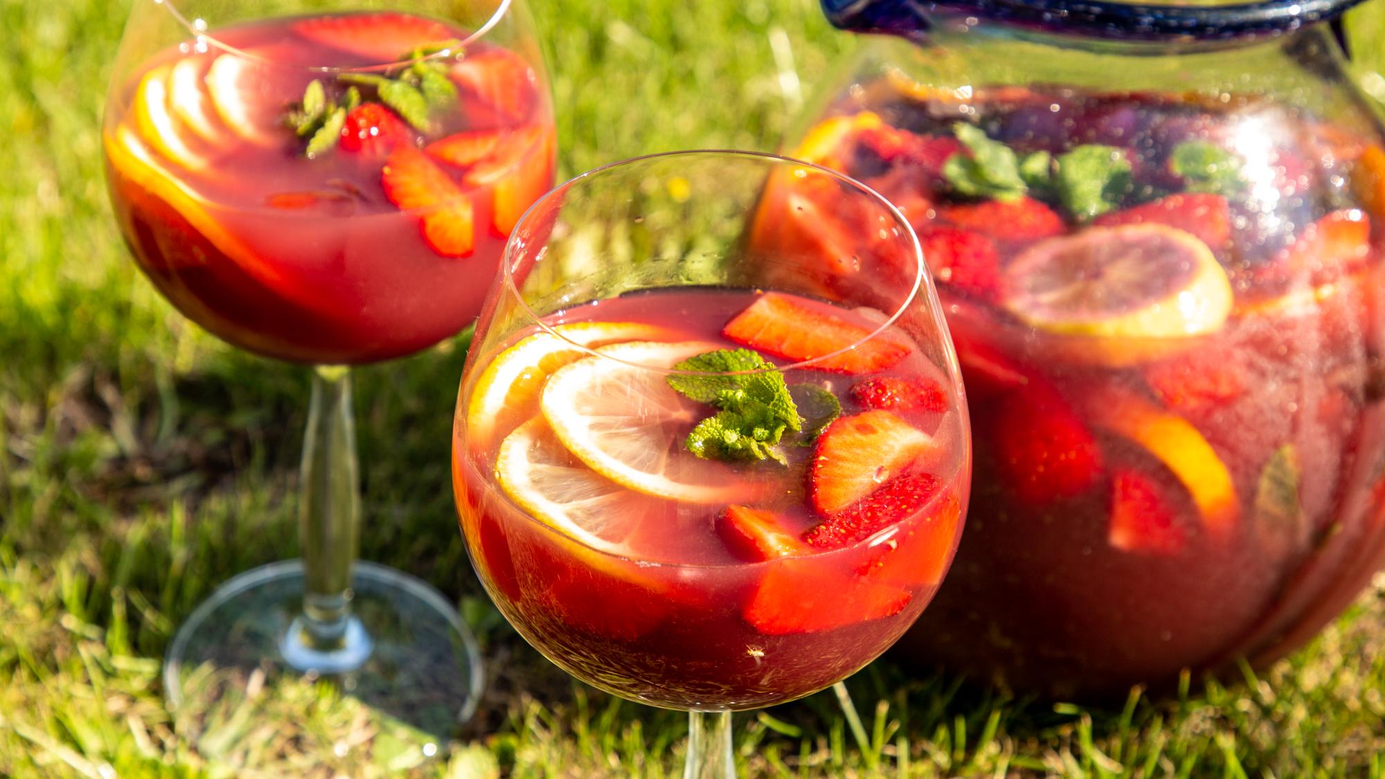 Sittes Sommer Sangria – en spansk drink med dansk tvist
