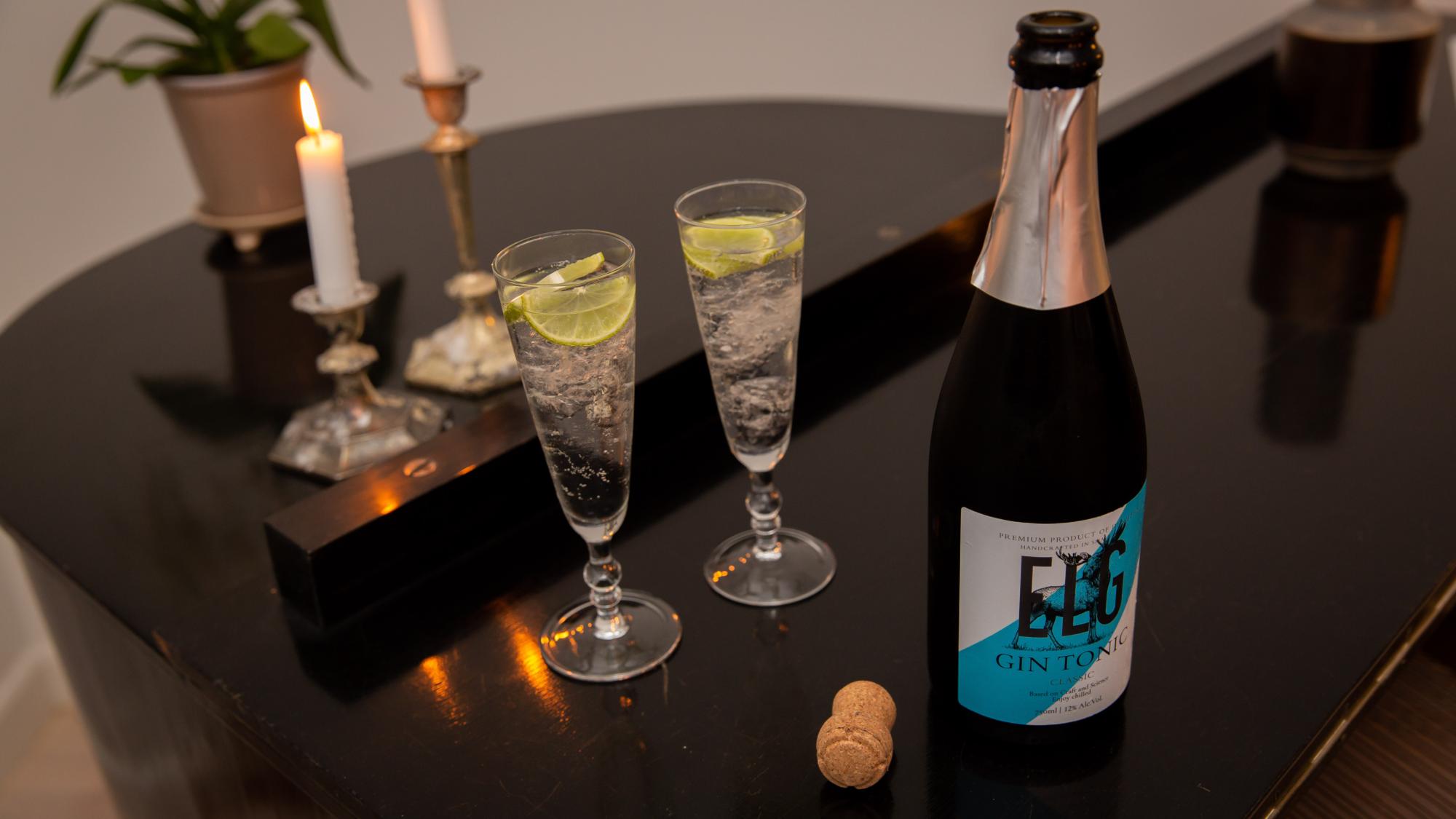 Hvad skal I drikke til nytår? Det skal være naturligvis fra dansk kvalitets small batch producenter!