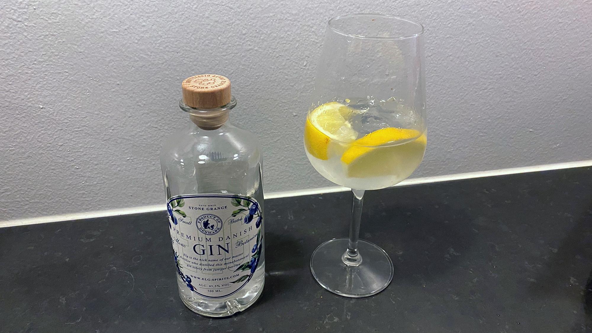 Endnu en verdensnyhed fra ELG Spirits: ELG Mono Botanical Gin