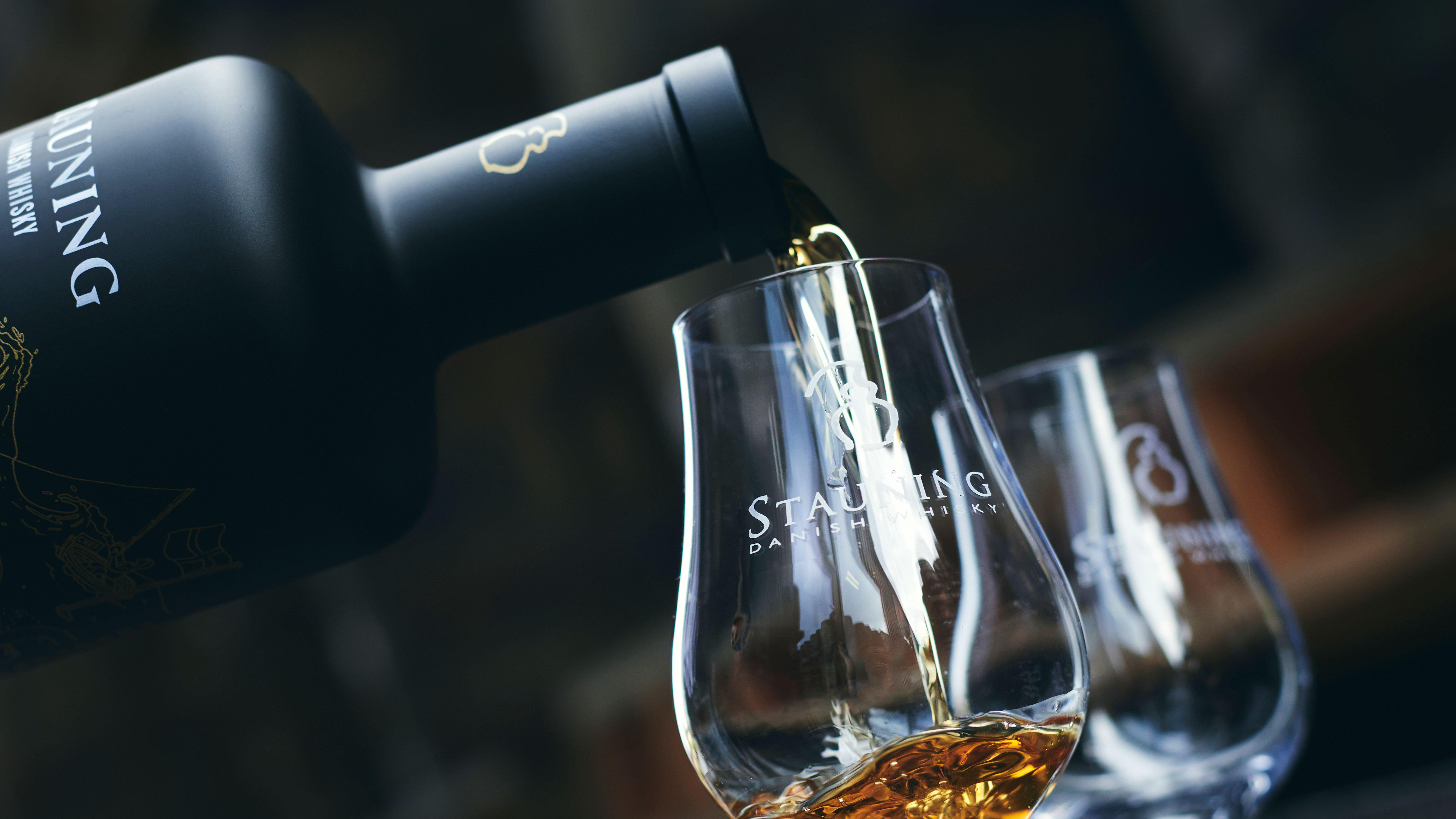 Om Stauning Whisky